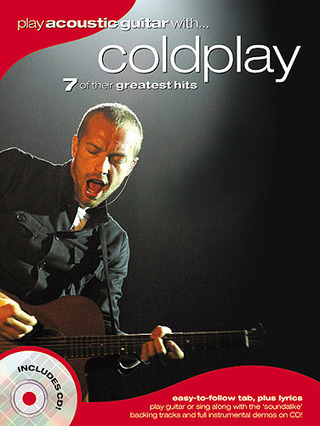 Coldplay: Play Acoustic Guitar With