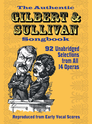 Gilbert W. S. + Sullivan A.: Authentic Songbook