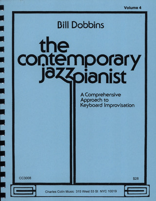 Bill Dobbins: Contemporary Jazz Pianist 4