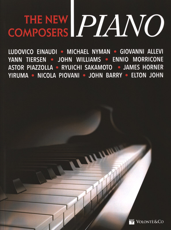 Piano – The New Composers