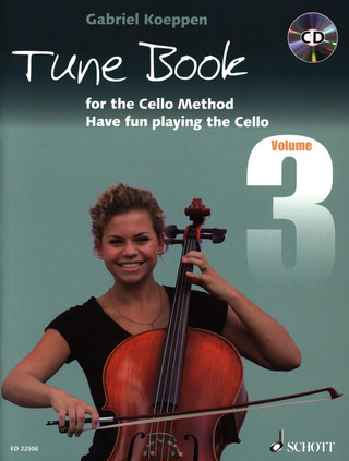 Gabriel Koeppen: Cello Method - Tune Book 3