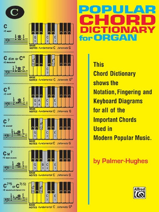 Bill Hughes et al.: Popular Chord Dictionary