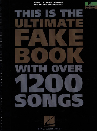 Ultimate Fake Book