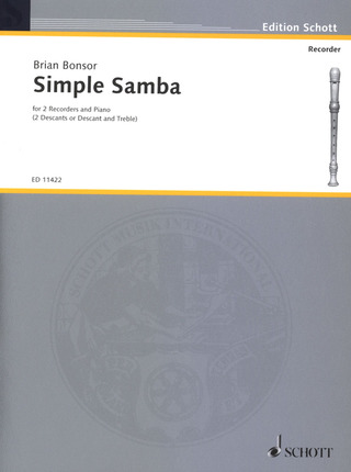 James Brian Bonsor: Simple Samba