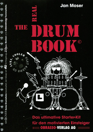 Jan Moser: The Real Drum Book