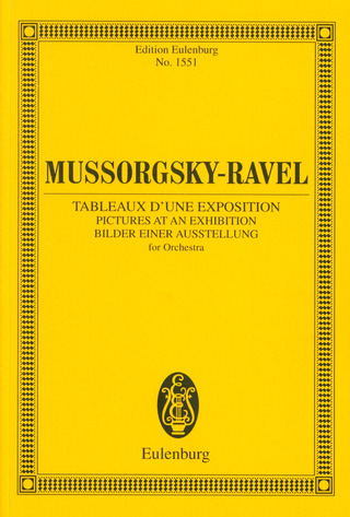 Modest Mussorgsky et al.: Pictures at an Exhibition