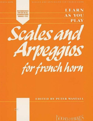 Peter Wastall: Scales and Arpeggios