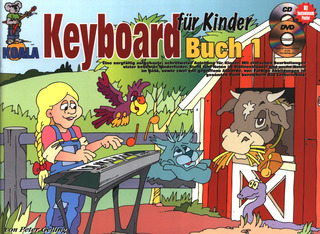 Peter Gelling: Keyboard für Kinder 1