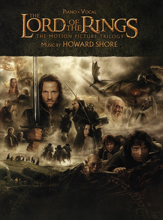 Howard Shore: The Lord of the Rings Trilogy - Solo Piano