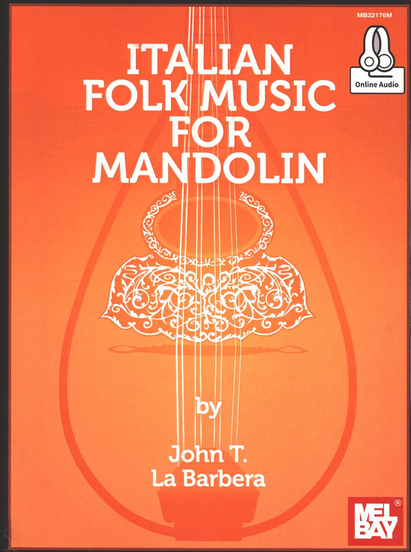 John La Barbera: Italian Folk Music for Mandolin