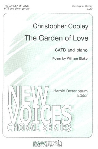 Christopher Cooley: The Garden of Love