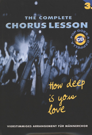 Maurice Gibb: Chorus Lesson 3 – How deep is Your love