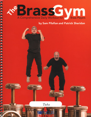 The Brass Gym (+CD)