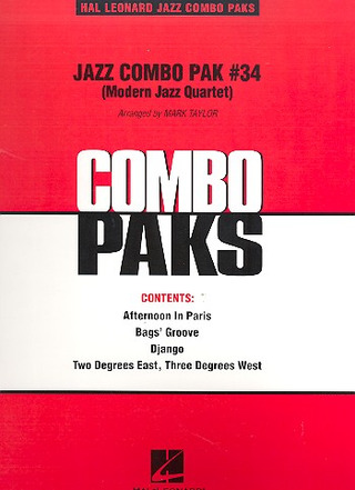 Duke Ellington: Jazz Combo Pak #34