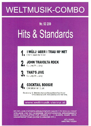 Hits und Standards 200