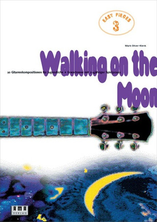 Mark Oliver Klenk: Walking on the Moon