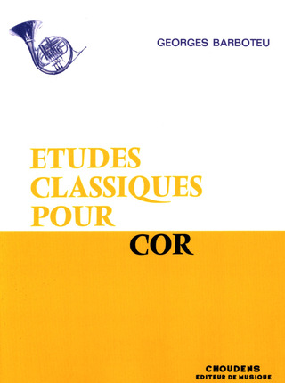Georges Barboteu: Classic Etudes For French Horn