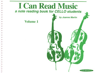 Joanne Martin: I Can Read Music 1