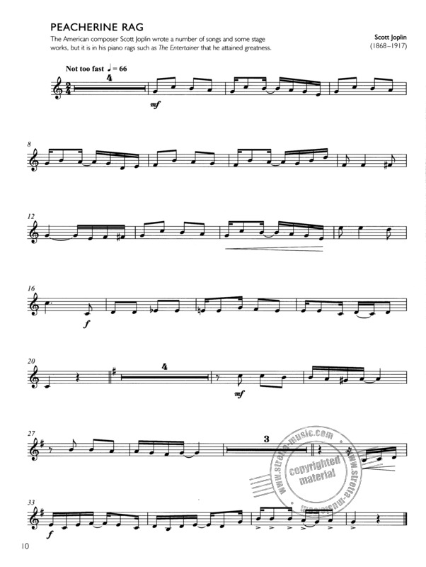 Trumpet All Sorts Grade 1-3 | buy now in Stretta sheet music