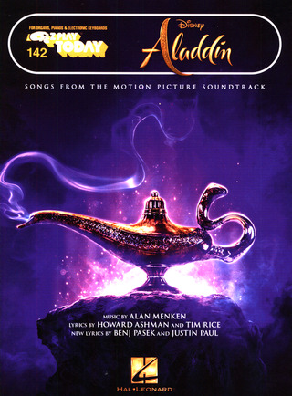 Alan Menken: E-Z Play Today 142: Aladdin