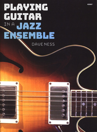 Dave Ness: Playing Guitar In A Jazz Ensemble