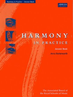 Anna Butterworth: Harmony in Practice – Answer Book