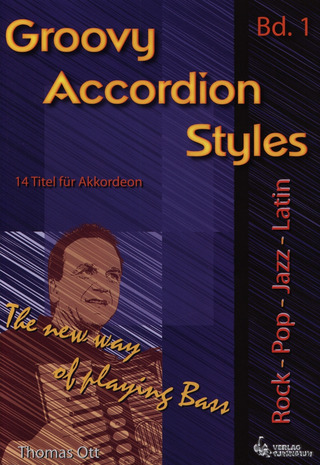 Thomas Ott: Groovy Accordion Styles 1