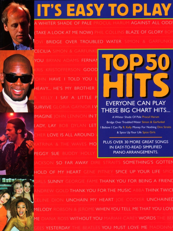 It's Easy to Play – Top 50 Hits 2