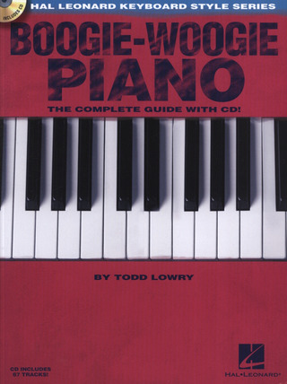 Lowry Todd: Boogie-Woogie Piano