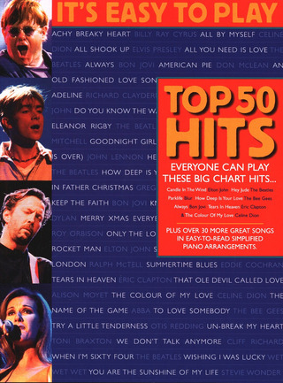 It's Easy to Play – Top 50 Hits 1
