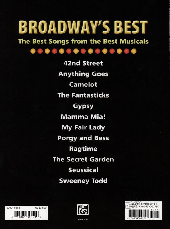 Broadway's Best Collection (7)