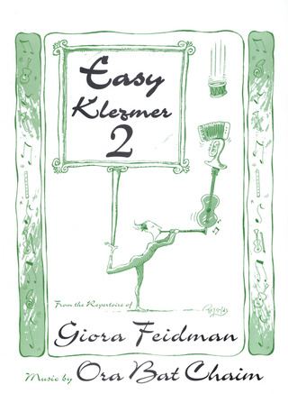Bat Chaim, Ora: Easy Klezmer 2
