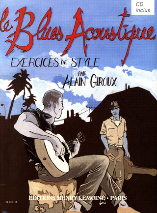 Alain Giroux: Le blues acoustique