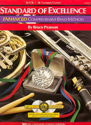 Bruce Pearson: Standard Of Excellence - Enhanced 1