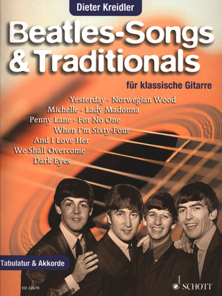 The Beatles: Beatles-Songs & Traditionals