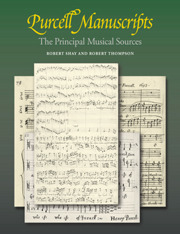 Henry Purcell: Purcell Manuscripts