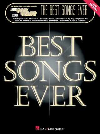 The Best Songs Ever – 8th Edition