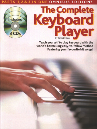 Kenneth Baker: The Complete Keyboard Player: Omnibus Edition