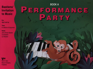 James Bastien: Performance Party A