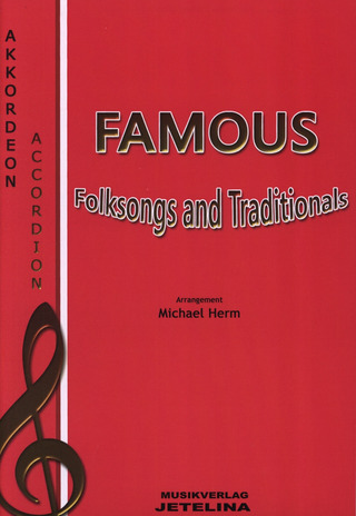 Famous Folksongs And Traditionals