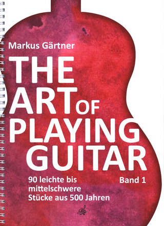 The Art of Playing Guitar 1