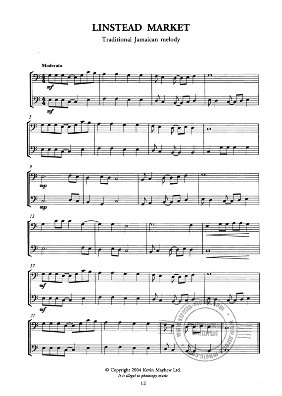 Duets for cello or bassoon (2)