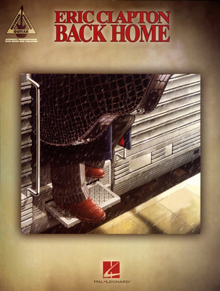 Eric Clapton: Eric Clapton: Back Home Tab Book