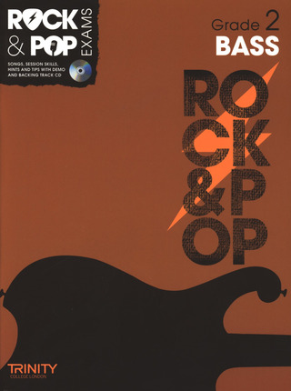 Rock & Pop Exams: Bass Grade 2