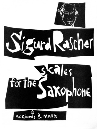 Sigurd Rascher: Scales for the Saxophone