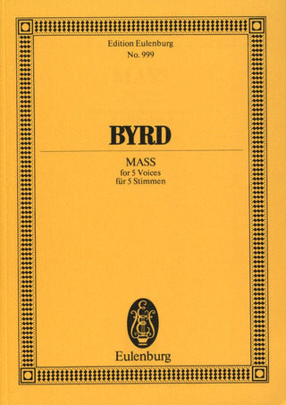 William Byrd: Messe in  d-Moll