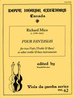 Mico Richard: 4 Fantasien