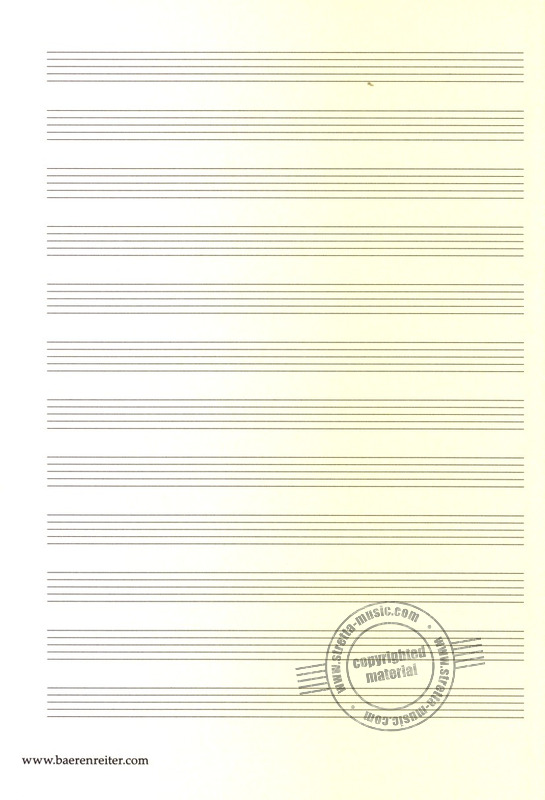 The Musician's Notes - Klavier (2)