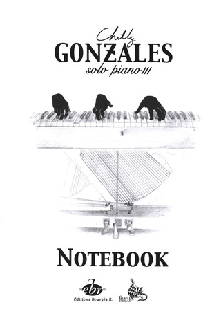 Chilly Gonzales: NoteBook – Solo Piano 3