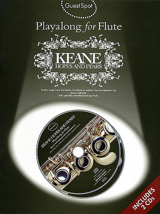 Keane: Keane – Hopes and Fears – Playalong for Flute